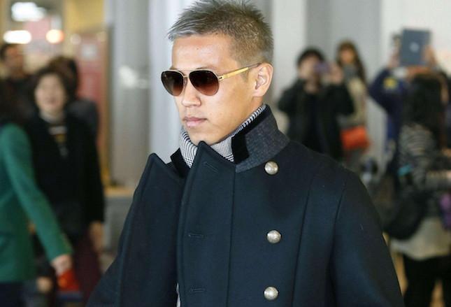 Keisuke Honda  A Japanese football fashion iconKeisuke Honda Fashion